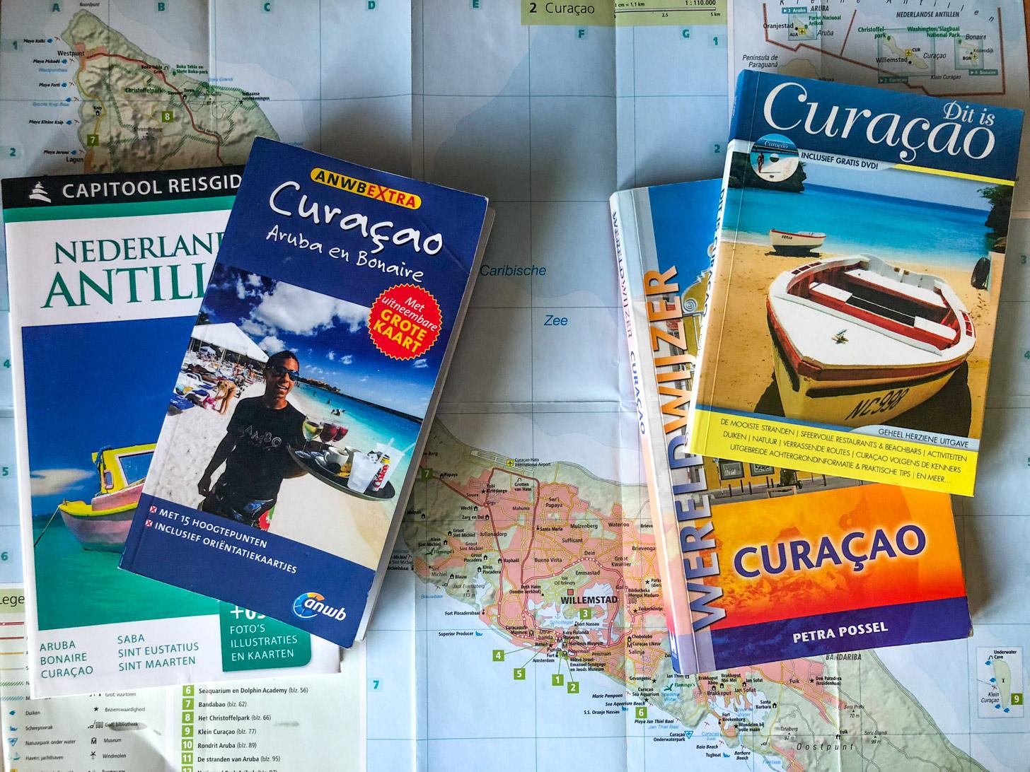 Reisgidsen over Curacao