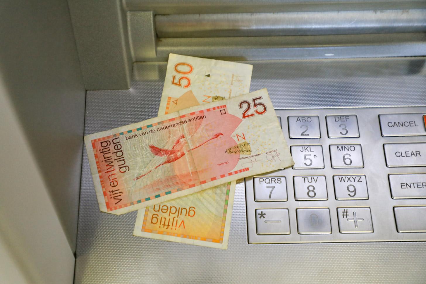 Lokaal geld van Curacao