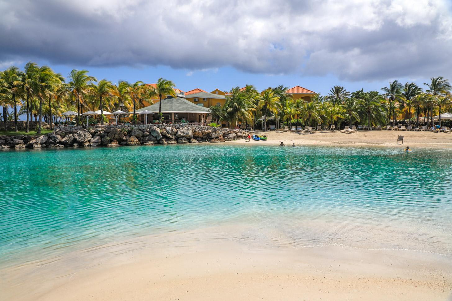 Een heerlijk vakantieresort op Curacao